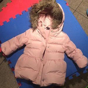 Gap Down Coat